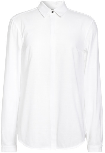 Richard Nicoll Mini Cell Shirting Long Sleeve Shirt
