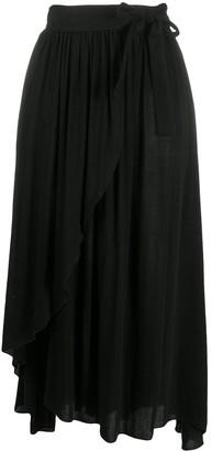 Forte Forte Asymmetric Tied Skirt