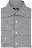 Fairfax Men's Glen Plaid Cotton Shirt