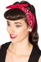 Banned Lysia Vintage Retro Bandana Hairband - 4 Colours - /