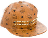 MCM Embellished Visetos Heritage Hat w/ Tags