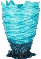 Fish Design Spaghetti Large Sculptural Vase