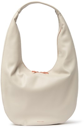 Matt & Nat Maikki Loom Vegan Leather Hobo Bag