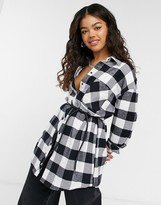 Thumbnail for your product : Pimkie check shirt