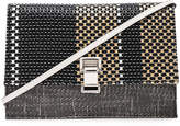 Proenza Schouler Small Knit Stripe Lunch Bag
