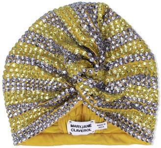 MaryJane Claverol Dominique turban