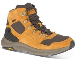 Merrell Men's Ontario 85 Waterproof Hiking Boots Men's Shoes