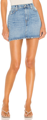 Hudson The Viper Mini Skirt. - size 23 (also