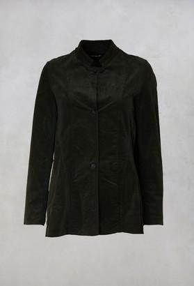 Mama B - Velvet Corduroy Jacket - extra small | velvet | green - Green/Green