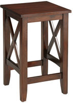Pier 1 Imports Kenzie Mahogany Brown Counter Stool