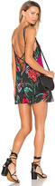Obey Jinx Playsuit in Black. - size L (also in )
