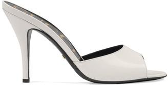 Gucci slip-on stiletto sandals