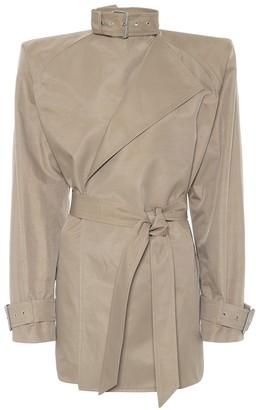 Balenciaga Cotton-blend jacket