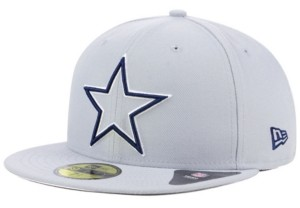 New Era Dallas Cowboys Logo Elements Collection 59FIFTY Fitted Cap
