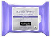 Neutrogena Makeup Remover Cleansing Towelettes Night Calming-25 Ct