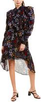 Walter Baker Zelie A-Line Dress