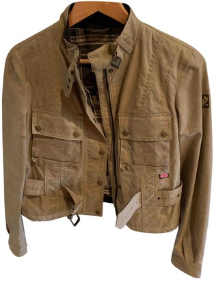 Belstaff Khaki Denim - Jeans Jacket for Women
