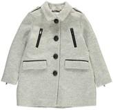 Burberry Wool Gwen Coat