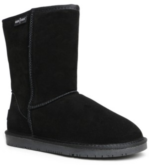 Minnetonka Olympia Short Boot Women's Shoes