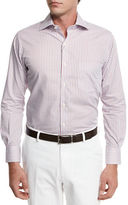 Peter Millar Summer Stripe Sport Shirt