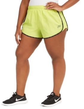 Nike Plus Size Air Logo Shorts