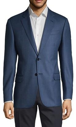 Armani Collezioni Classic-Fit Wool Sportcoat