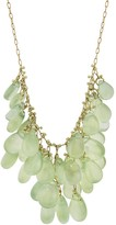 Ten Thousand Things One-Of-A-Kind Prenite Waterfall Cluster Necklace