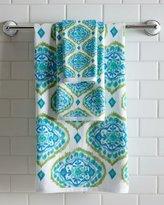 Dena Home Tangiers Ikat Print Face Cloth