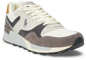 Polo Ralph Lauren Men's Trackster 100 Sneaker Men's Shoes