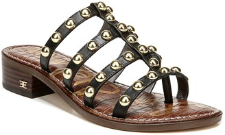 Sam Edelman Juniper Studded Gladiator Slide Sandal