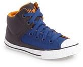 Converse Toddler Boy's Chuck Taylor All Star 'High Street' Mid Rise Sneaker
