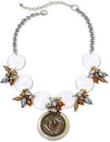JCPenney Aris by Treska Glitterati Shaky Pendant Necklace