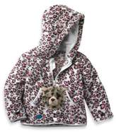HoOdiePetTM Size 3 - 4T Speedie the Cheetah Hoodie in Pink
