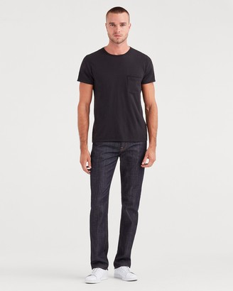 7 For All Mankind Slimmy Slim Straight in Dark And Clean