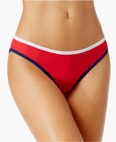 California Waves America Hipster Bikini Bottoms Women's Swimsuit