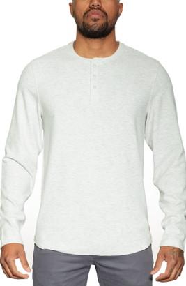 Fundamental Coast Andy Long Sleeve Henley Shirt