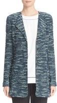 St. John Women's Martinique Tweed Knit Jacket