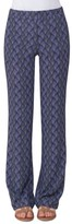 Akris Punto Women's Marla Print Wide Leg Pants