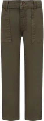 Douuod Militay Green Pants For Boy