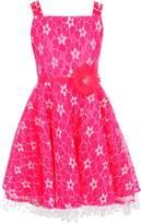 Rare Editions Big Girls' Dress