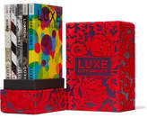 LUXE City Guides Romantic Getaways Gift Box - Red