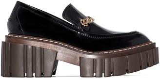 Stella McCartney Chunky 40mm Slip-On Loafers