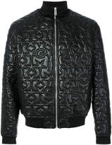 Givenchy star motif jacket