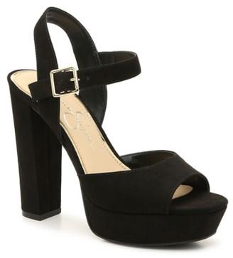 Jessica Simpson Priella Platform Sandal