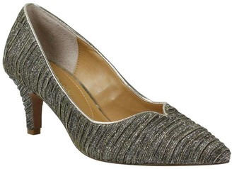 J. Renee J.Renee' Sweatheart Topline Slip-On Pumps - Abigaile