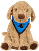 Forever Collectibles Carolina Panthers Plush Dog with Bandana