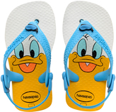 Havaianas White & Blue Baby Disney Sandal - Girls & Boys