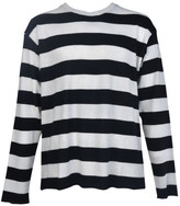 The Elder Statesman Stripe Sweater