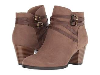 LifeStride Jezebel (Tan Dusty) Women's Boots