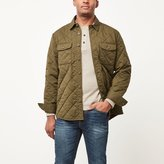 Roots Lockport Quilted Shacket